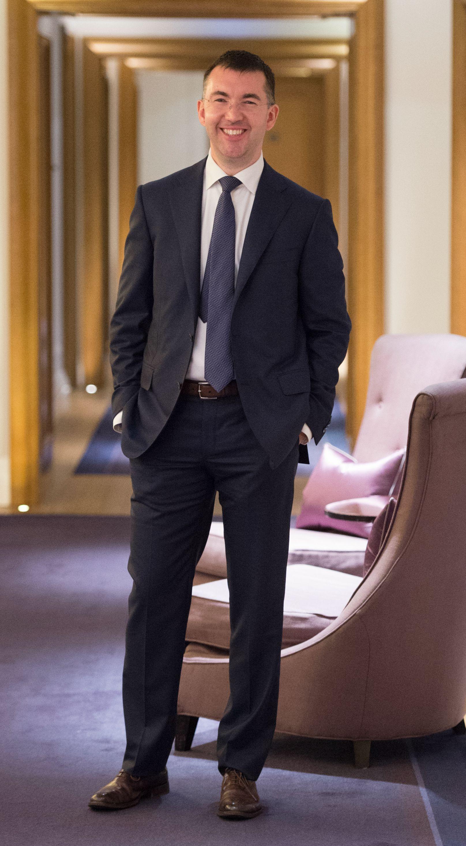 Founder - Paul Sutton