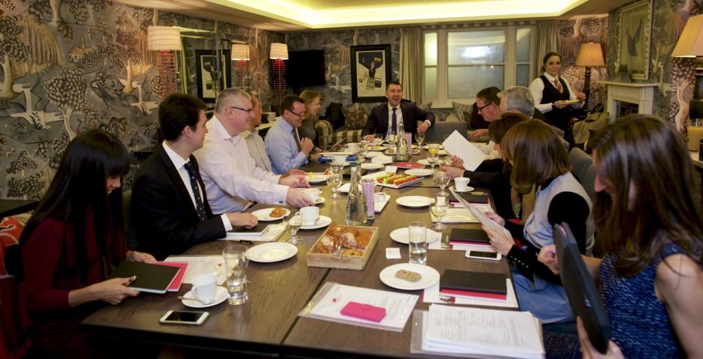 Establishing effective legal structures for corporates.