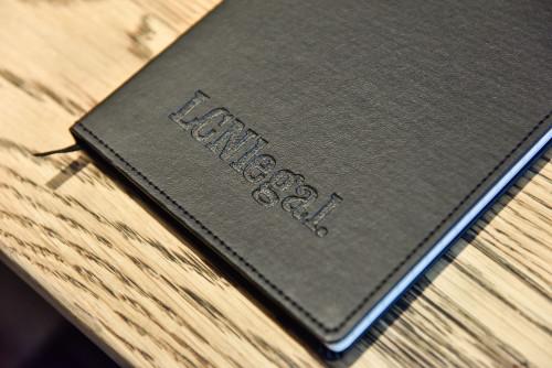 LCN Legal branded notebook