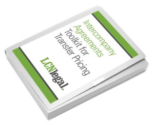 Intercompany Agreements Toolkit for Transfer Pricing