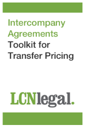 LCN Toolkit for Transfer Pricing